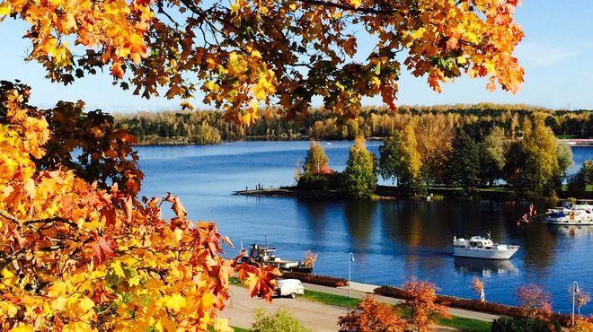 Когда лучше ехать в Финляндию?