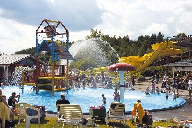 Парки развлечений в Финляндии