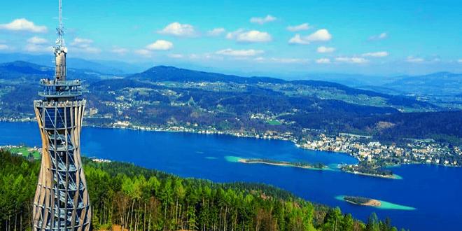 Смотровые площадки в Австрии