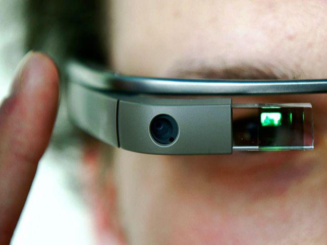 интерактивные очки гугл гласс