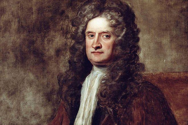 Исаак Ньютон
