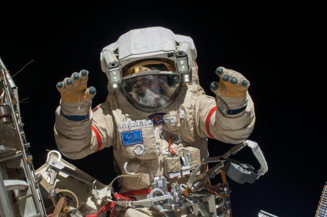Чем опасны вспышки на солнце: космонавт