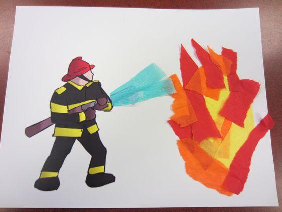 аппликация пожарная безопасность