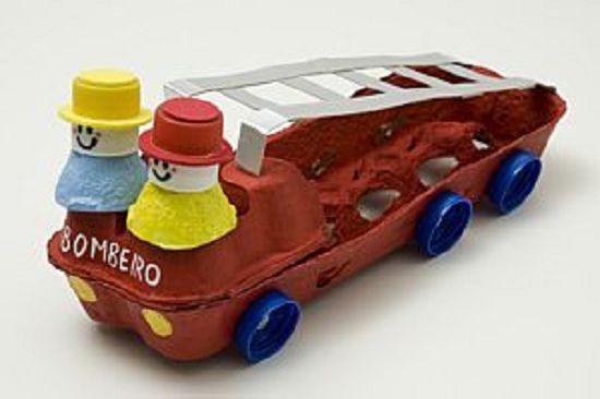 пожарная машина 7