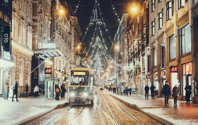 13 интересных мест, куда можно поехать на новогодних каникулах