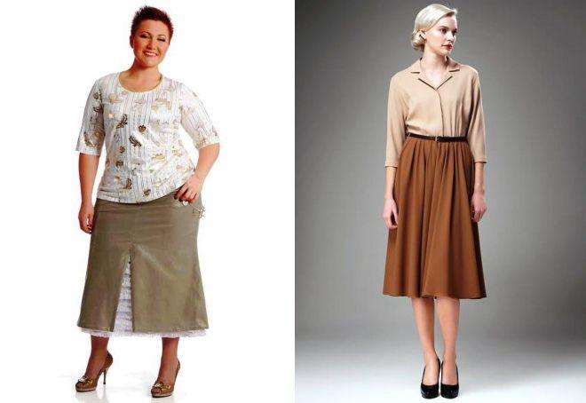 модная одежда 2017 для женщин 50 лет