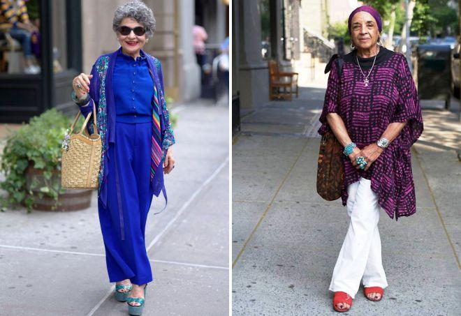мода для невысоких женщин 50 лет 2017