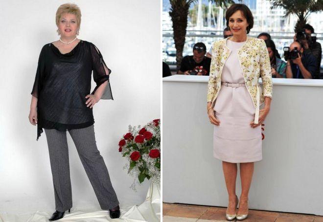 мода для женщин 50 лет в 2017 термобелье хорошо