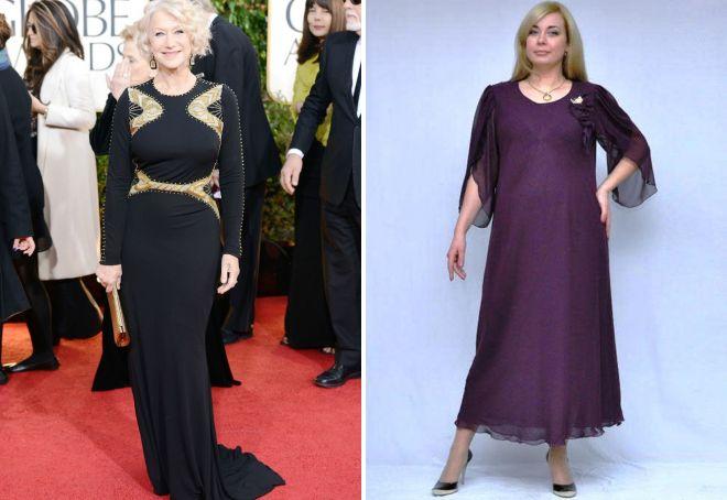 модные луки 2017 для женщин за 50