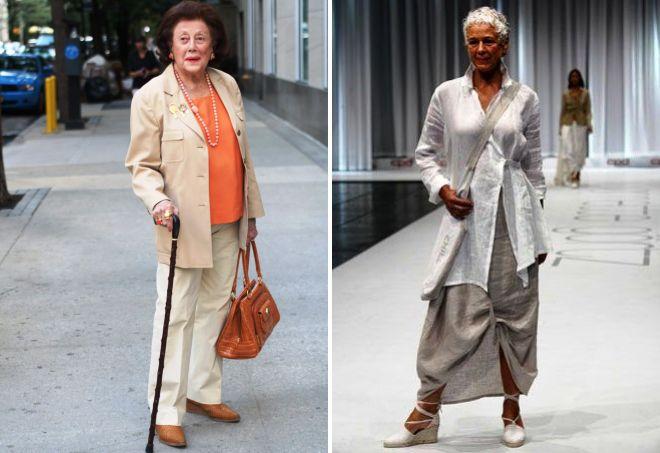мода 2017 после 50