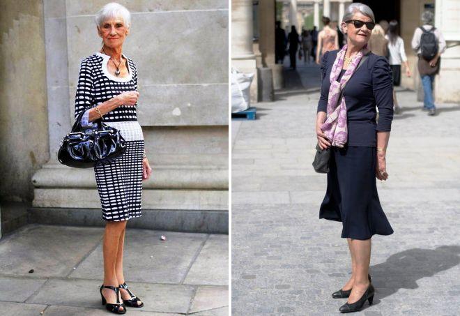 что носить женщинам за 50 в 2017 году