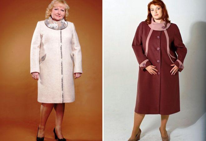 верхняя одежда 2017 для женщин после 50 лет
