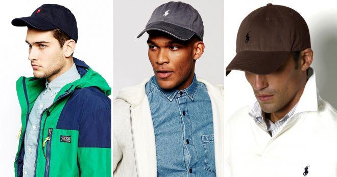 Как отличить кепку polo Ralph Lauren