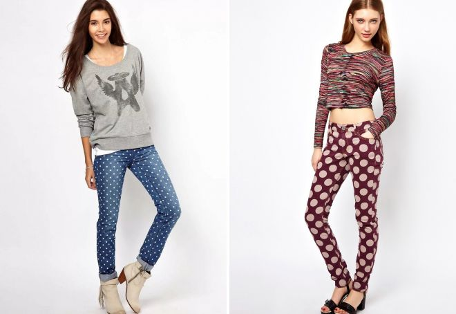молодежная мода 2017