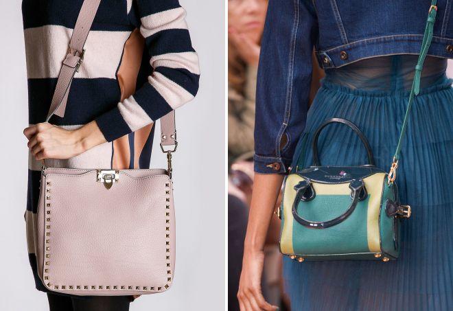 модные сумки 2017 для девушек