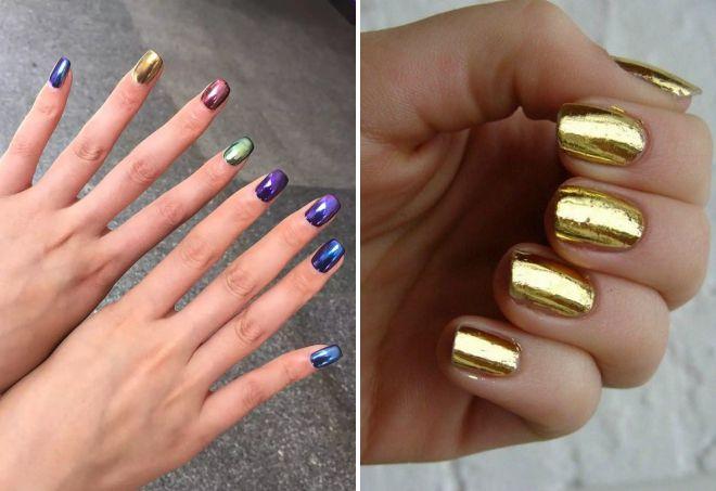 стильные яркие ногти 2017
