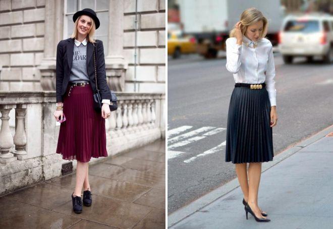 Самые интересные юбки
