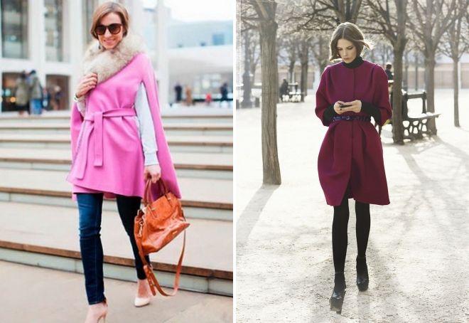 с чем носить пальто из кашемира