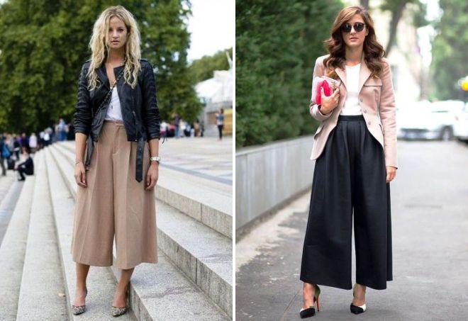 модные женские образы 2017