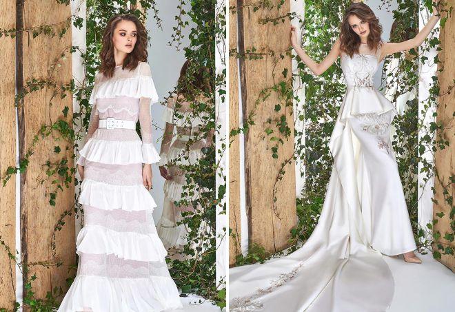 Найкрасивіші весільні сукні 2018 – модні тенденції для зими і літа, пишні, короткі, кольорові, для повних