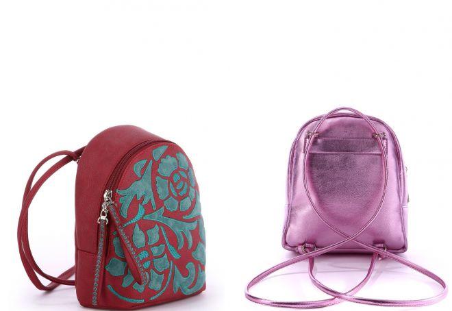 Рюкзаки молодежные для девушек из кожзама рюкзаки форвард нижний новгород