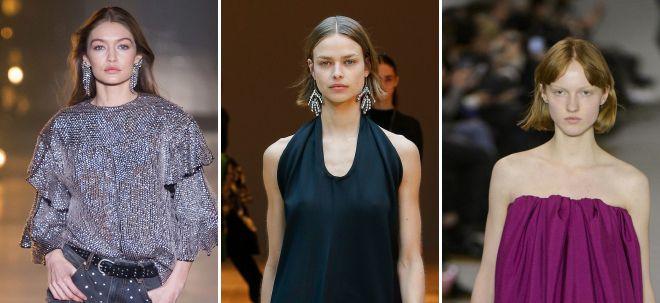 стрижки 2018 модные тенденции