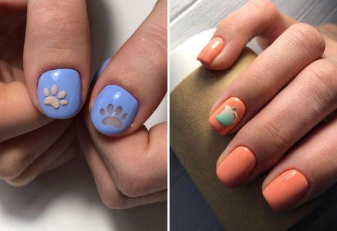 Deep дизайн ногтей
