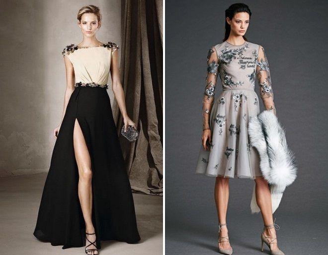выпускной 2018 платья для девушек