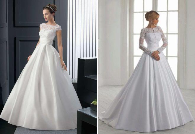 свадебные платья тренд 2017