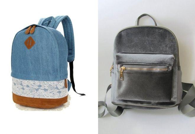 Рюкзаки текстильные городские рюкзаки для спорта