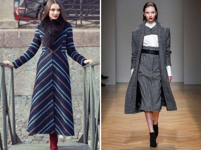 Модные Зимние Пальто 2017