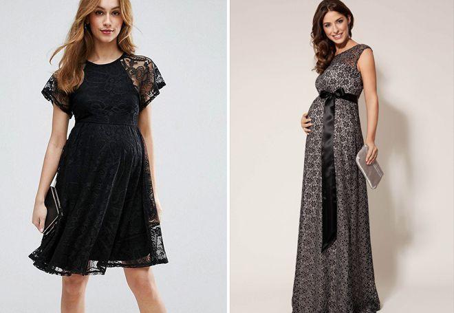 Платья для беременных скрывающие живот сшить 95