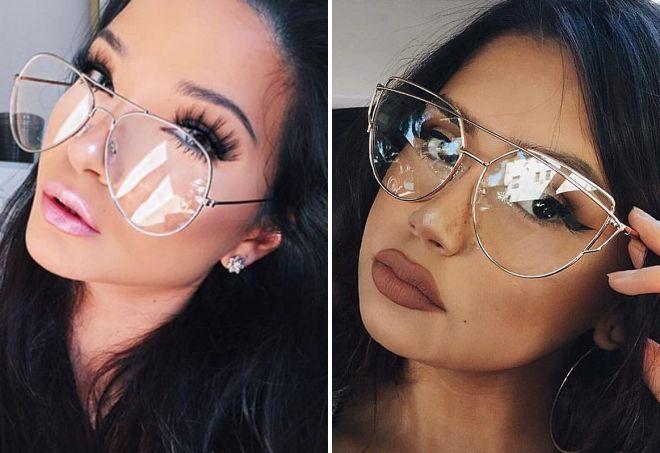 Круглые солнцезащитные очки купить спб