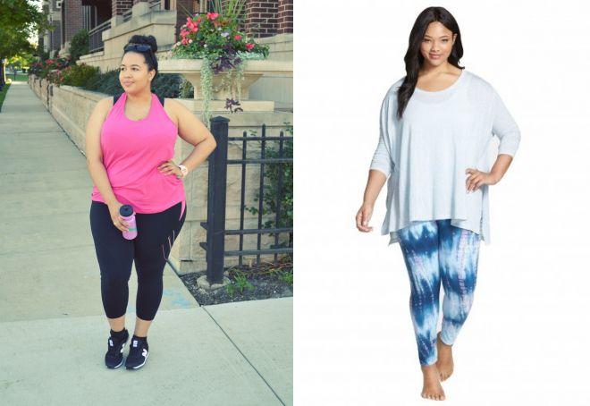 одежда для фитнеса фото для женщин