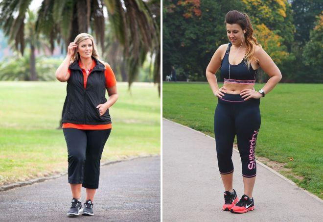 Модная одежда фитнеса