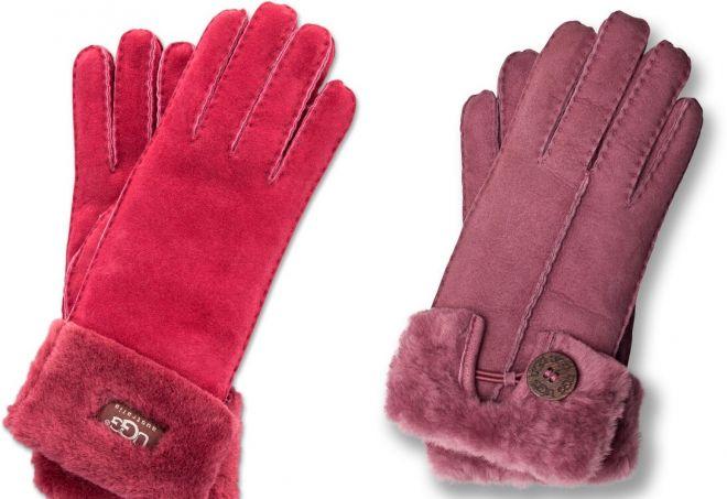 лучшие зимние перчатки