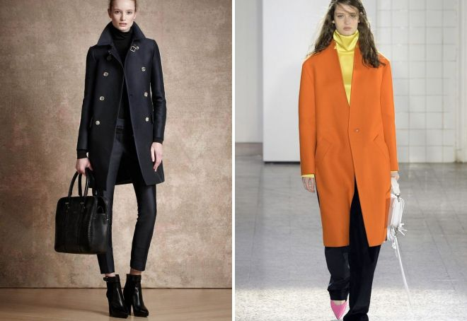 модные тренды осень 2017