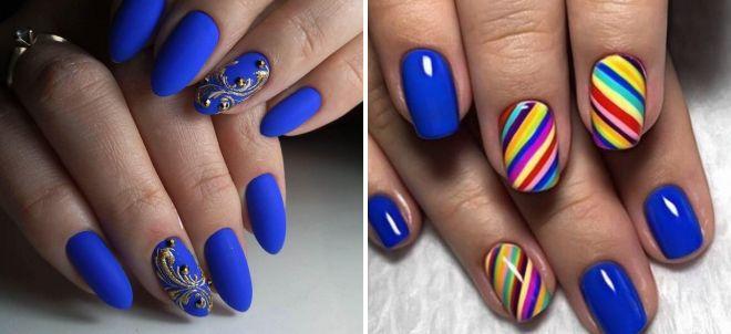 Темный маникюр: трендовый дизайн ногтей в темных оттенках рекомендации