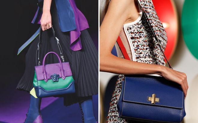 сумка синего цвета 2017