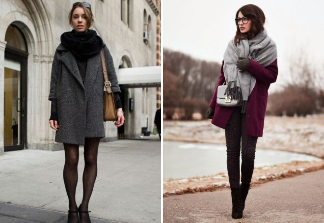 Модные шарфы 2017-2018 года: фото моды на осень-зиму.