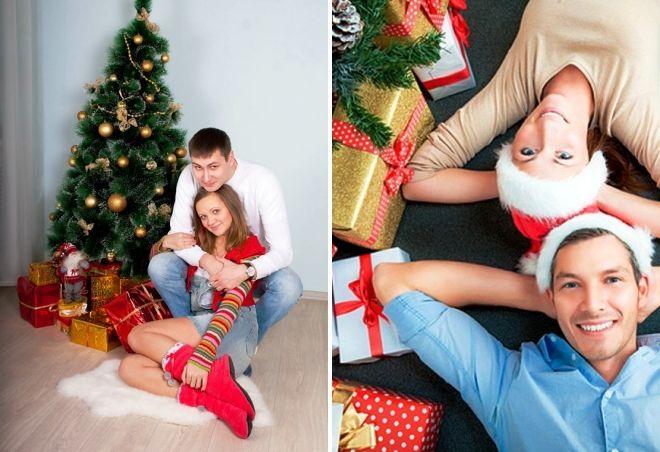 На дружескую новогоднюю вечеринку парой: подбираем гармонирующую обувь