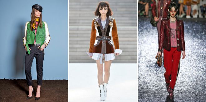 куртки весна 2018 тенденции