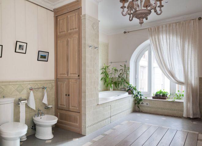 какую штору для ванной лучше выбрать