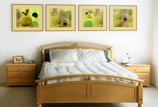 Картины для спальни по фен шуй