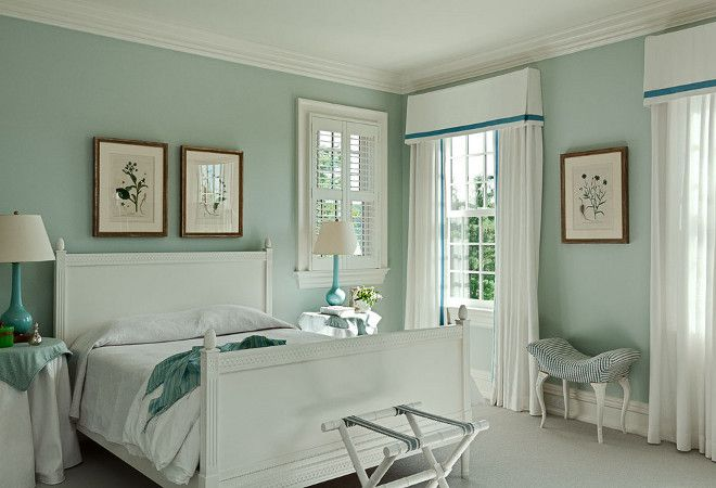 голубая спальня по фэн шуй