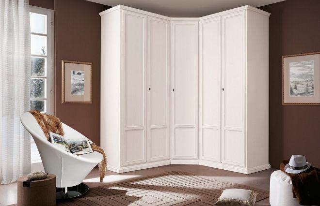 белый шкаф в гостиную