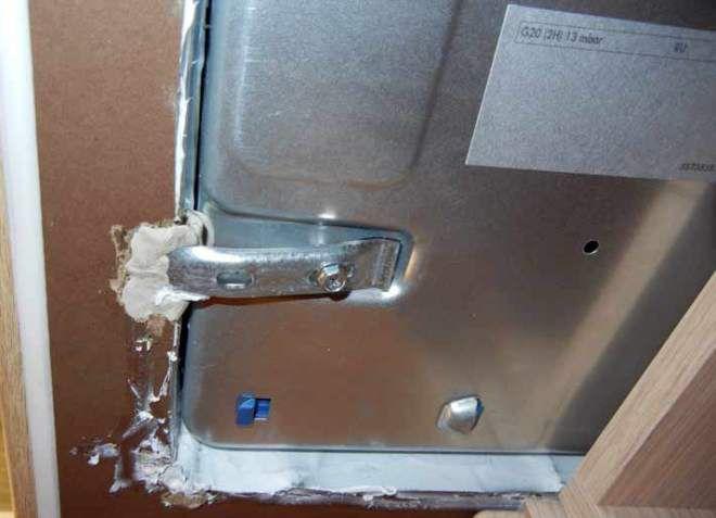 Как установить варочную панель в столешницу своими руками инструкция 801