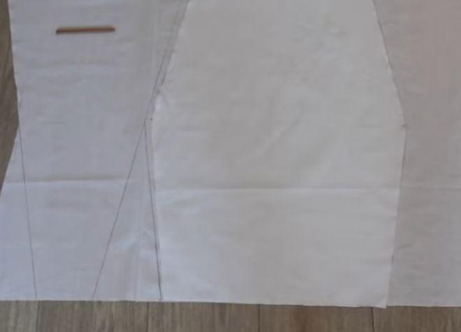 разметка по ткани