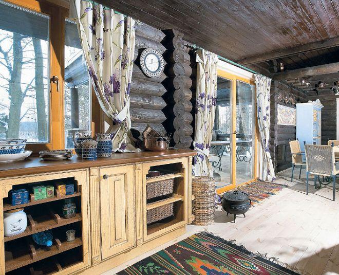 Стиль прованс в дизайне интерьера кухни