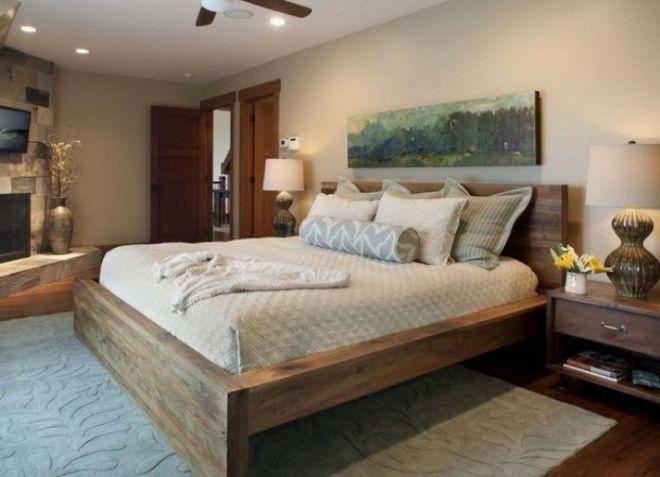 Hoe een bed in een slaapkamer te kiezen
